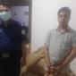 সরকারি চালসহ মনপুরা ইউপি সচিব আটক