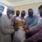 দুলারহাটে পরিবার উন্নয়ন সংস্থার খাদ্য সামগ্রী বিতরণ